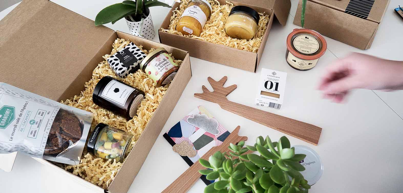 Créer un coffret cadeau : comment ça marche ?