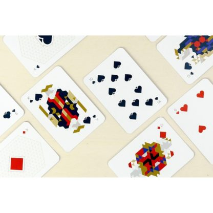 Le jeu de 54 cartes