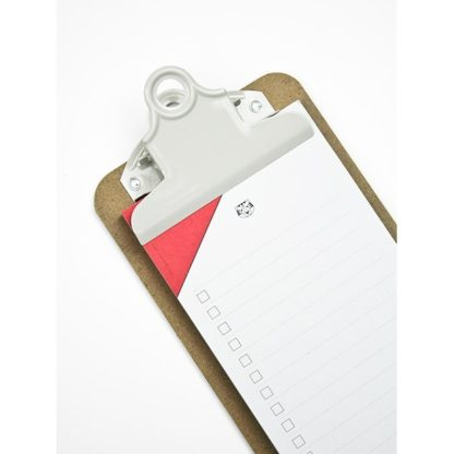 Le clipboard list et son bloc note le Module