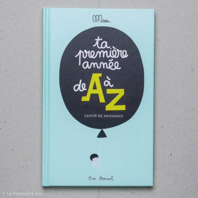 Livre Ta première année de A à Z