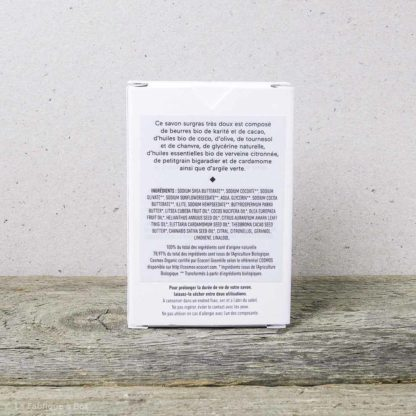 savon bio artisanal