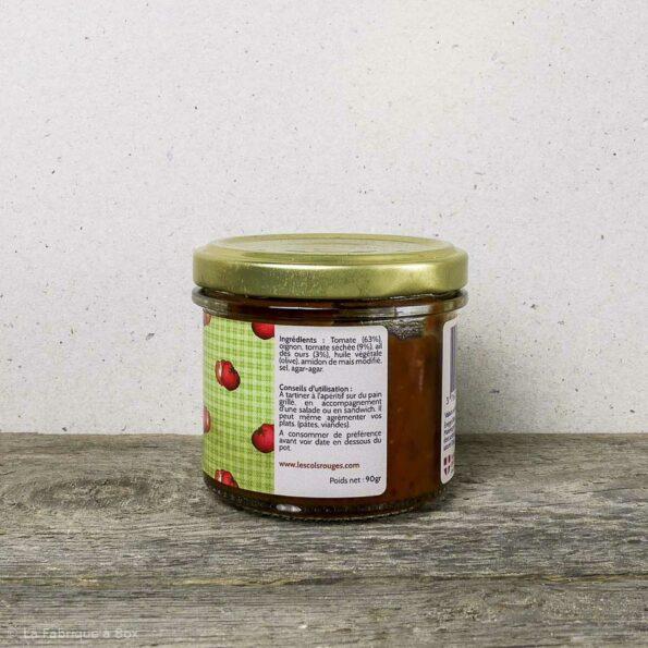 tomate à tartiner