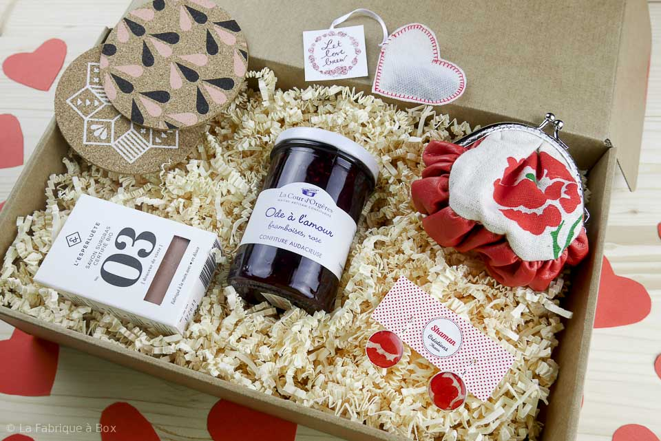 Box Saint Valentin 2018