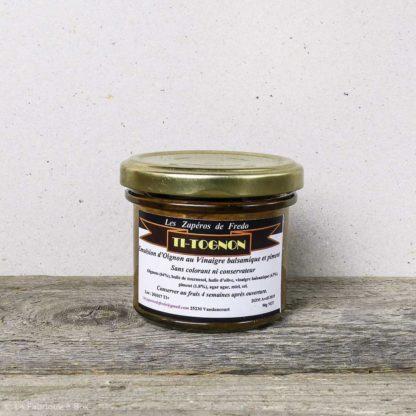 La mousse apéritive végétale Ti-Tognon