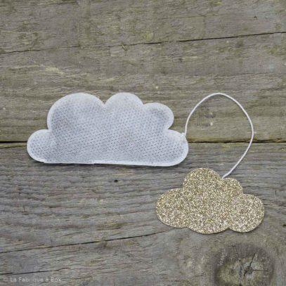 sachet de thé nuage