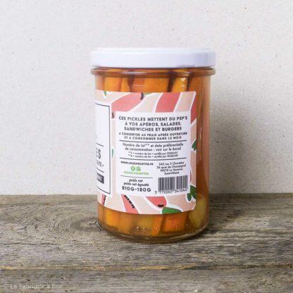 carotte gingembre