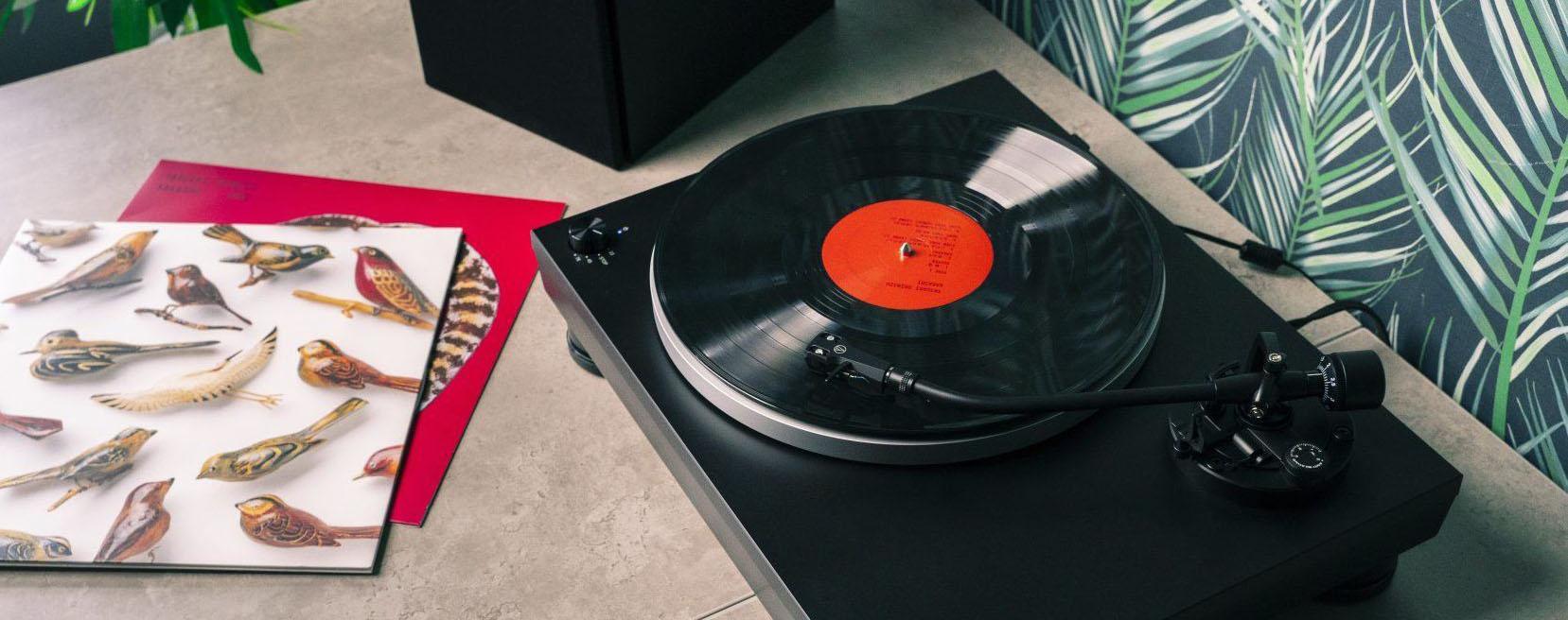 Box mensuelle disques vinyles