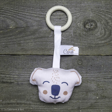 anneau de dentition koala