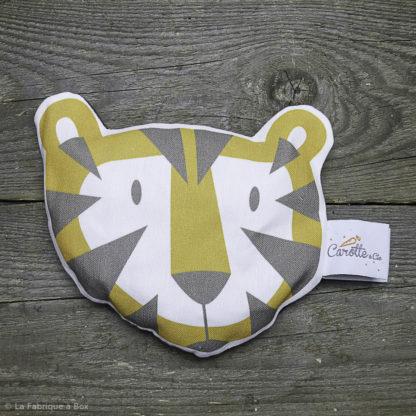 L'anneau de dentition « Tigre »