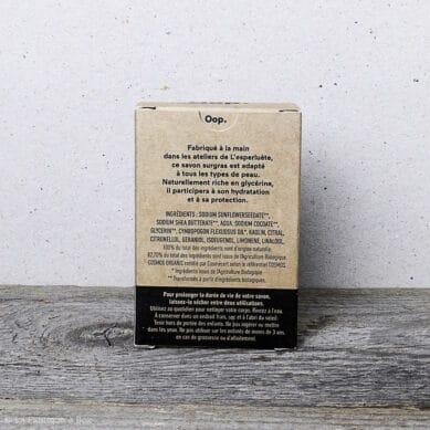 savon artisanal lemongrass